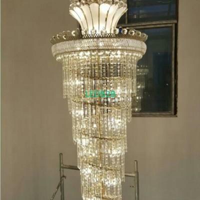 Hybrid-type stair crystal long la