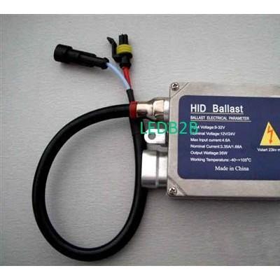 HID auto lighting ballast