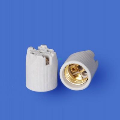 E27 F450 Porcelain lampholder——