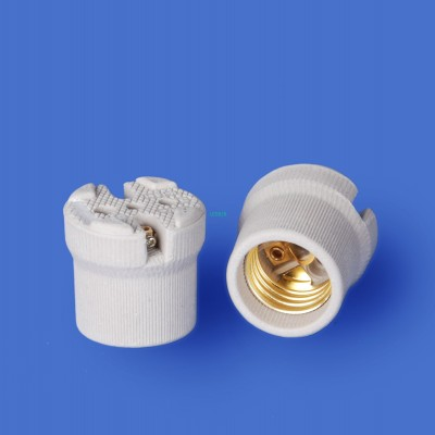E27 F451 Porcelain lampholder——