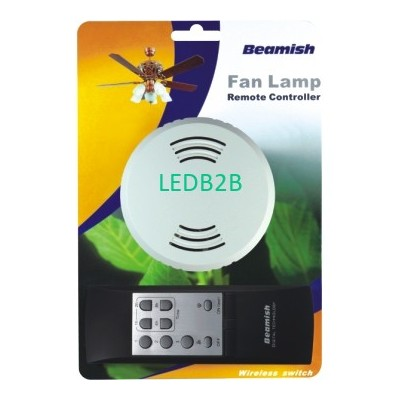 Remote Control Ceiling Fan Lamp