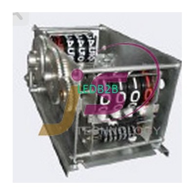 Mechanical Counter Of Fuel Dispen