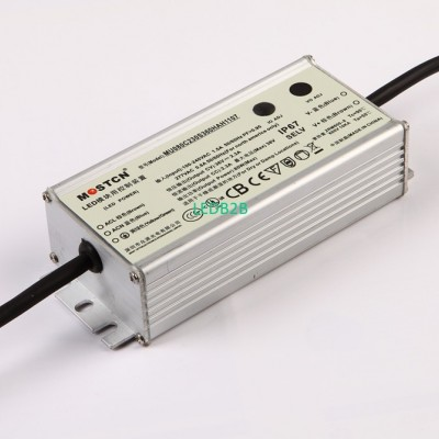 80W LED driving power UL GS CCC S