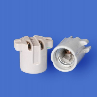 E27 5022 Porcelain lampholder——