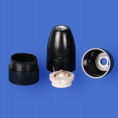 E27 E274248 Porcelain lampholder