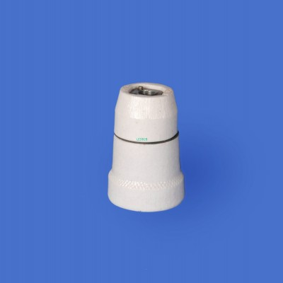 E27 F721 Porcelain lampholder——
