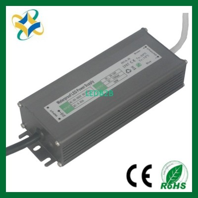 50W Waterproof LED driver supply