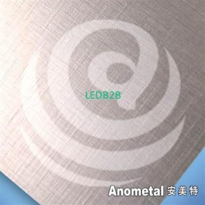 616 anodized aluminum