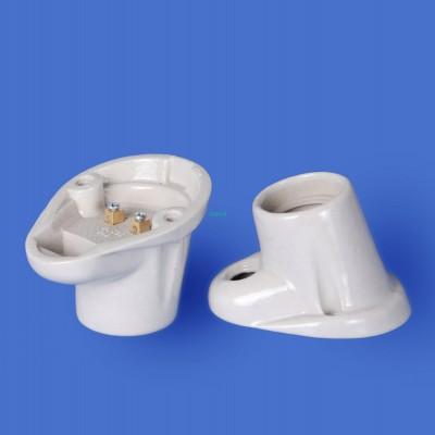 E27 F648 Porcelain lampholder——