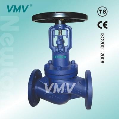 Y Type Bellows Seal Globe Valve