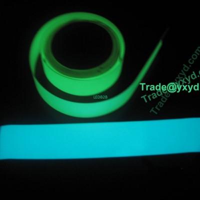 luminescent tape , glow adhesive