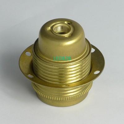 E27 metal lamp holder edison scre