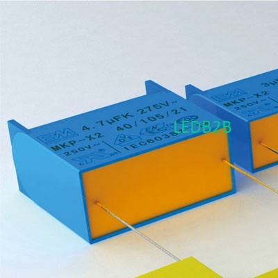 Safety Approvals Capacitors For I