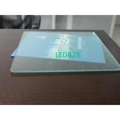 Figured Plate Glass