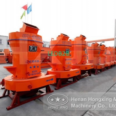 ggbs production line
