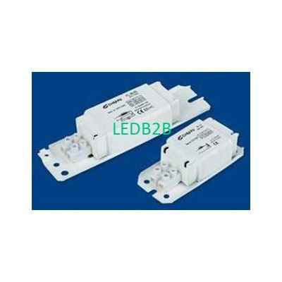 Inductive ballasts for fluorescen