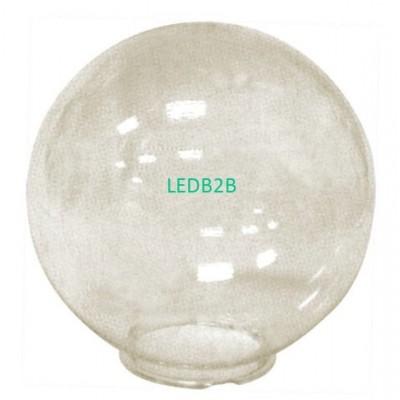 Sphere with buyonet neck