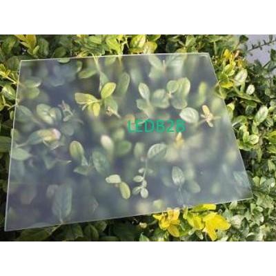 Solar Module Front Cover Glas