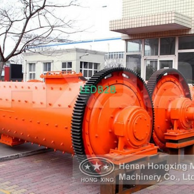 rotary rod mill