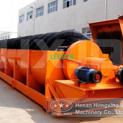 screw separation machine