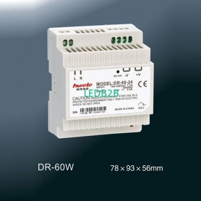 DIN Rail Power SupplyDR-60W
