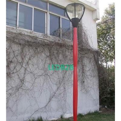 aluminum conical pole