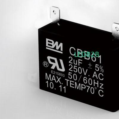 CBB61 AC Capacitor  Soldering Lug