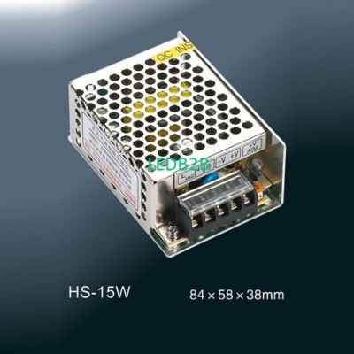 Enclosed Switching Power Supply H