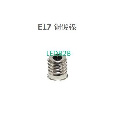 E17 lamp bases