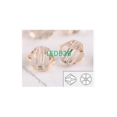 Bicone Crystal Beads-AAA Grade 5m