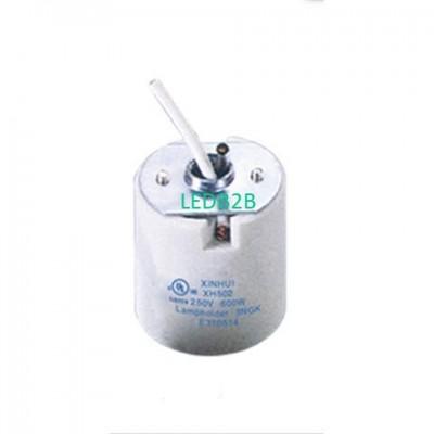 UL lampholder XH502-3