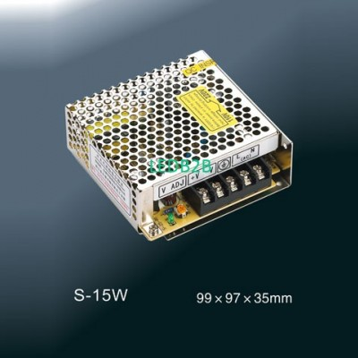 Enclosed Switching Power SupplyS-