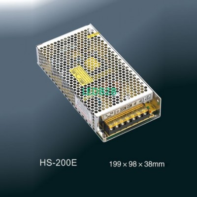 Enclosed Switching Power SupplyHS