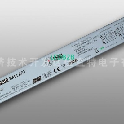 T8 series ballasts for four lamps