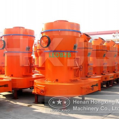clinker grinding station
