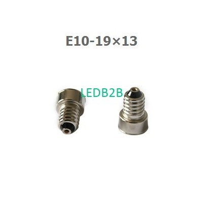 E10-19x13 lamp bases