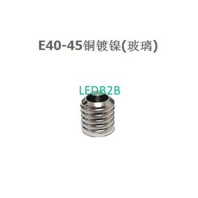 E40-45 lamp bases