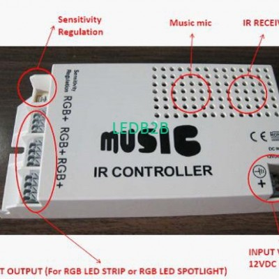 music controller , ANG-MUSIC-60W