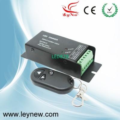 High voltage RF dimmer