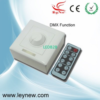 12-key Infrared DMX Dimmer