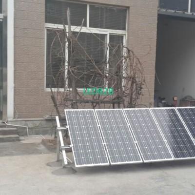 500W Off-Grid Power System