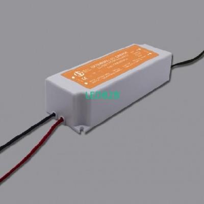 50W waterproof  LED driver
