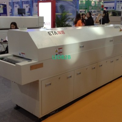 Small Budget LED Reflow Oven