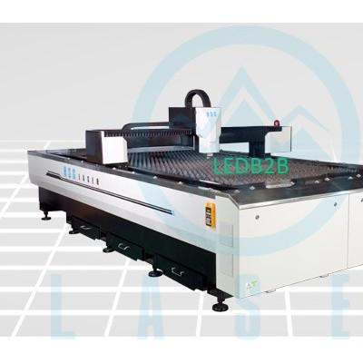 500W large format metal laser cut