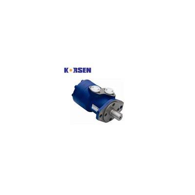 OMR motor with two bearings