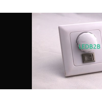 Knob control Dimmer S Dim for 0-1