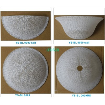 Machine moulding lampshade BL006