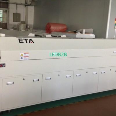 LED SMT Reflow Furnace Machine