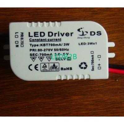 LED driver 3W