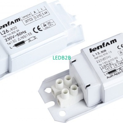 Supply Electromagnetic ballasts
